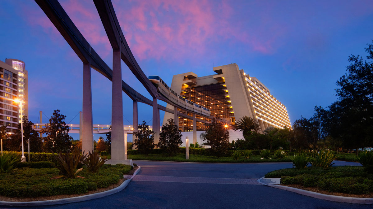 You Can Save Up to 35% on Rooms at Select Walt Disney World Resort Hotels in Early 2021