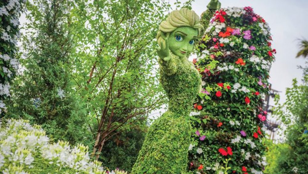 The Taste of EPCOT International Flower & Garden Festival Brings Fresh Flowers and Flavors to Life March 3, 2021