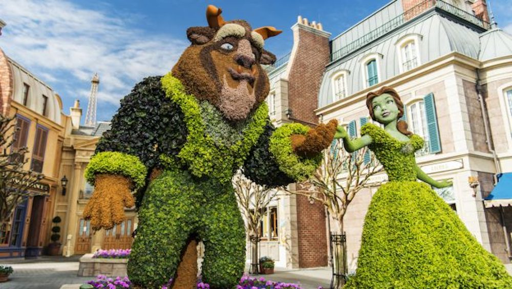 Fresh Details for the Taste of EPCOT International Flower & Garden Festival, Blossoming March 3 with Family Fun