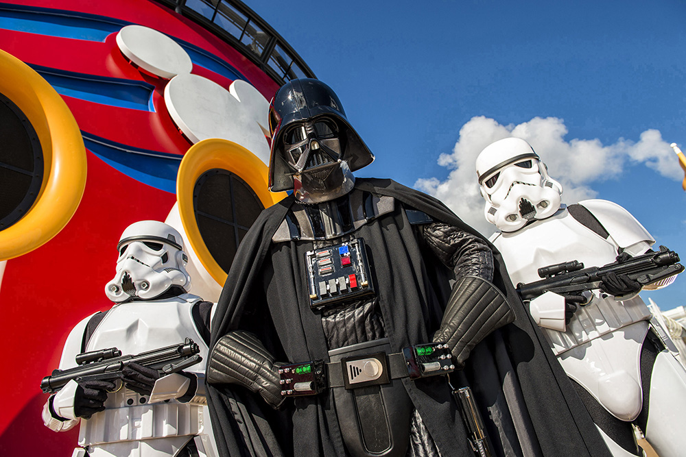 Disney Cruisers – Marvel Day at Sea and Star Wars Day at Sea Return to Disney Cruise Line in 2022 !