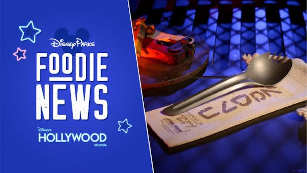 It's The Disney's Hollywood Studios Edition Of Disney Parks Foodie News!
