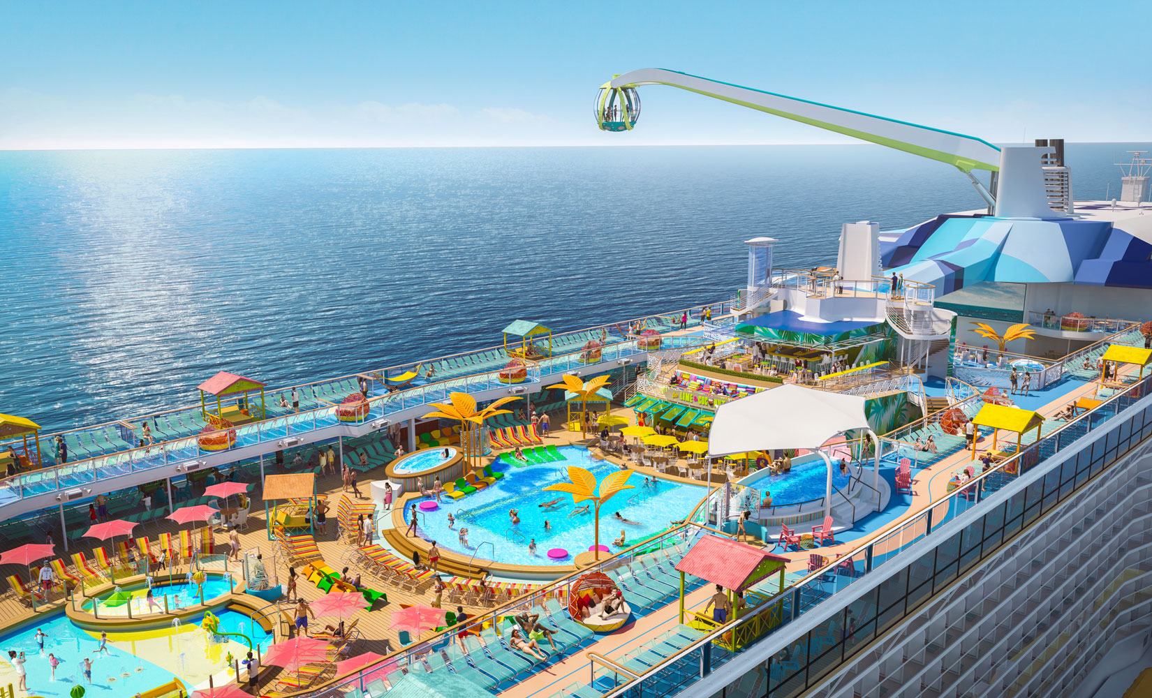 Royal Caribbean Odyssey of the Seas – Inaugural Season Now Sailing From Haffa, Israel in May 2021