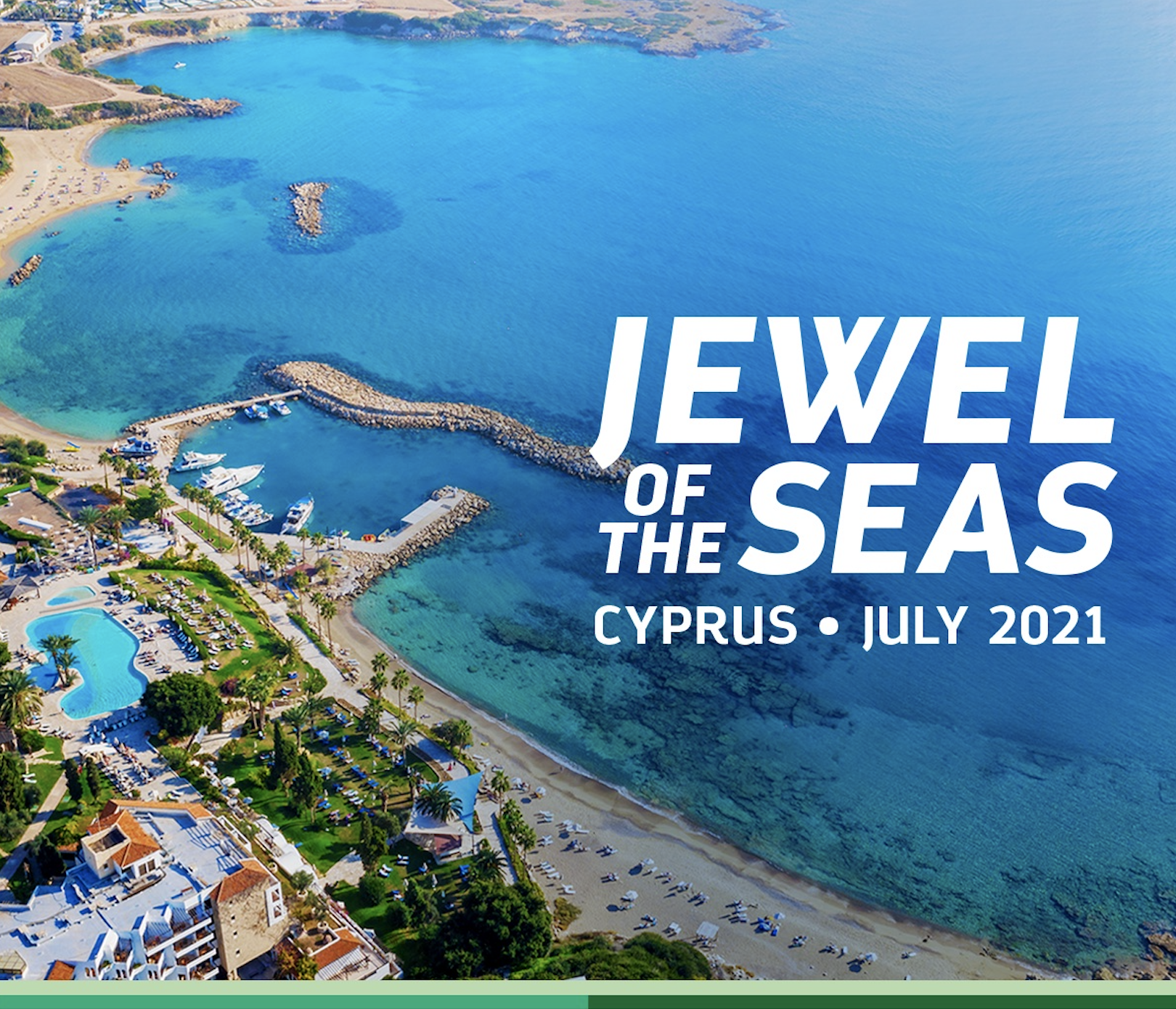 "Royal Caribbean® ""Jewel of the Seas"" Sailing From Cyprus Beginning July 2021!"